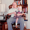October 1981<br /> 144-D Escondido Village, Stanford, CA<br /> Bob & Teresa (2 1/2 yrs.)
