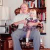 October 1981<br /> 144-D Escondido Village, Stanford, CA<br /> Bob & Teresa (2 1/2 yrs.)