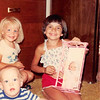 August 1981<br /> 1484 S. 400 E. Orem, UT<br /> Craig (8 months), Teresa (2 1/2) and Becky Olson (neighbor friend).