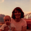 July 1981<br /> 1484 S. 400 E. Orem, UT<br /> Craig (8 months) and me