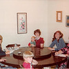 Nov. 1981<br /> 262 Marich Way, Los Altos, CA<br /> Thanksgiving Day<br /> R to L - Kevin, Darrin, Michael, Craig, Vickie, Kimberly, & Jill