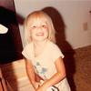 August 1981<br /> 1484 S. 400 E. Orem, UT<br /> Teresa Meakin (2 1/2 yrs.)