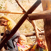 Dec. 1981<br /> Knott's Berry Farm<br /> Wes, Teresa & Brynne