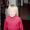 October 1981<br /> 144-D Escondido Village, Stanford, CA<br /> Teresa (2 1/2 yrs.)