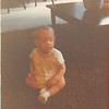 Nov. 1981<br /> 144-D Escondido Village, Stanford, CA<br /> Craig (11 months)