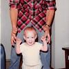 October 1981<br /> 144-D Escondido Village, Stanford, CA<br /> Craig (11 months) and Bob