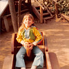 Dec. 1981<br /> Knott's Berry Farm<br /> Brynne Cardall (6 yrs.)
