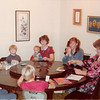 Nov. 1981<br /> Thanksgiving day<br /> 262 Marich Way, Los Altos, CA<br /> R to L - Kevin, Jared, Micheal, Craig, me, Kimberly, Jill playing Mormon bridge.