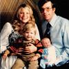 Dec. 1981<br /> Cindy, Dave, Robbie & Chris Bogardus