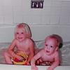 November 1981<br /> 144-D Escondido Village, Stanford, CA<br /> Teresa (2 1/2) and Craig (11 months)