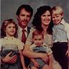 Christmas 1981<br /> Mark, Joann Freckleton family<br /> Ami (5), Christopher (4), and Steffan (18 months)