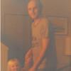 Dec. 1981<br /> 144-D Escondido Village, Stanford, CA<br /> Teresa (2 1/2) & Bob