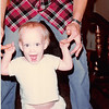 October 1981<br /> 144-D Escondido Village, Stanford, CA<br /> Craig (11 months) and Bob