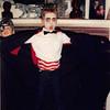 Oct. 31, 1988<br /> 262 Marich Way, Los Altos<br /> Craig (7 1/2) as Count Dracula.