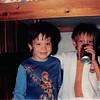 Sept. 1988<br /> 262 Marich Way, Los Altos<br /> Benny (4 1/2) & Craig (7 1/2)