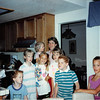 Aug. 1990<br /> 124 Nantucket Cir., Vacaville<br /> Teresa & Craig  with the Gardners