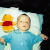 May 1991<br /> 124 Nantucket Cir., Vacaville<br /> Steven (about 3 weeks old)