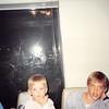 Jan. 1993<br /> 124 Nantucket Cir., Vacaville<br /> Daniel (4 1/2), Steven, (20 mths.), Craig (12) and part of Ben's face