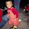 Dec. 25, 1992 <br /> 124 Nantucket Cir., Vacaville<br /> Steven (20 months)
