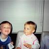 Jan. 1993<br /> 124 Nantucket Cir., Vacaville<br /> Daniel (4 1/2) , Steven (20 mths.) & Craig (12)