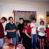 July 1994<br /> 4th of July celebration at Spencers, San Marino, CA<br /> Hasleton family--PJ, Robert, Jared, Laurie, Perry, Lisa, Kirsti