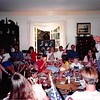 July 1994<br /> 4th of July celebration at Spencers , San Marino, CA<br /> Cindy & Daniel on couch