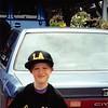 Spring 1994<br /> 262 Marich Way<br /> Daniel (6) ready for t-ball