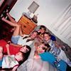 July 1994<br /> 262 Marich Way, Los Altos, CA<br /> ALL my kids<br /> Steven, Daniel, Teresa, Cindy, Ben & Craig (watching TV which was in my closet)