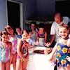 July 1994<br /> Cindy's 8th birthday<br /> R to L--Lauren, Cindy, Daniel, Emily Pelc, Mia, Emily Reid, Dana, Bob, Heidi, Jennifer