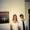 July 1995<br /> 262 Marich Way<br /> Teresa (16) & Craig (14) ready for Temple Pageant