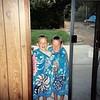 July 1995<br /> 262 Marich Way<br /> Steven (4) & Daniel (7)