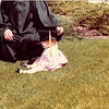 April 18, 1980<br /> Teresa and bob after commencement in front of Marriott Center.