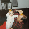 January 1980<br /> 1104 W. 680 S., Orem, UT<br /> Teresa (11 months old) and Bob