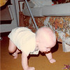 July 1979<br /> Wymount Terrace, Provo, UT<br /> Teresa on her toes