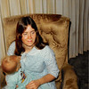 Christmas morning 1979 at 5 a.m.<br /> Tustin, CA<br /> Teresa (10 months) & Vickie
