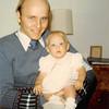 Nov. 1979<br /> 1104 W. 680 S., Orem, UT<br /> Bob & Teresa (9 months old)