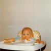 Nov. 1979<br /> 1104 W. 680 S., Orem, UT<br /> Teresa (9 months old)