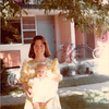 August 1979<br /> Wymount Terrace, Provo, UT<br /> Teresa and Vickie