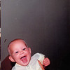 August 1979\<br /> 2D-116 Wymount Terrace, Provo, UT<br /> Teresa laughing for daddy.