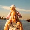 Christmas 1979<br /> Newport Beach, CA<br /> Bob & Teresa (10 months old)