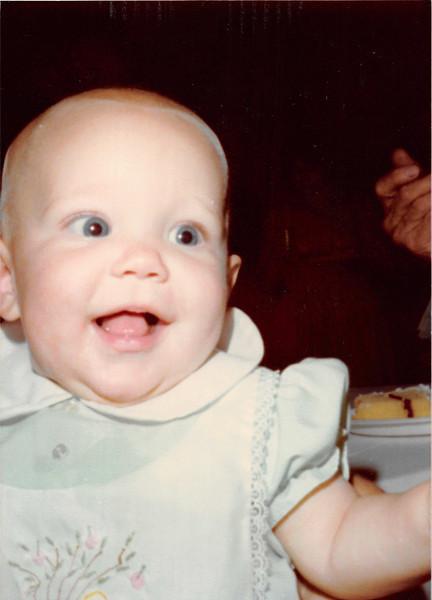 July 1979<br /> Tustin, CA<br /> Teresa (5 months)
