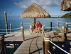 Manihi Atoll in French Polynesia - 1995