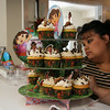 My sisterin-law, Rosanna, made the cupcakes for Allie's party. . . so yummy!