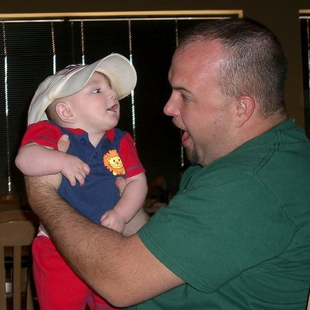 """<font size=""""3"""">Jacob and his Uncle</font>"""