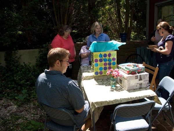 Alex & Gloria Birthday 8-10-08