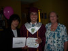The diploma!