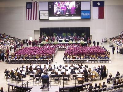OK, let's graduate!