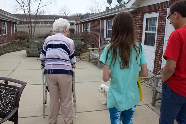 Alex Meets Grandma