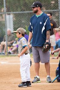 Tomas Palmer - Baseball Game