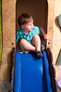 Alex at the Explorium